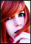 If I were red haired...