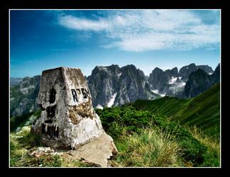 MonteNegro: Border by guyfromczech