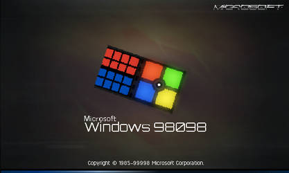 Windows 98098 by PeterTrifonov1999A1