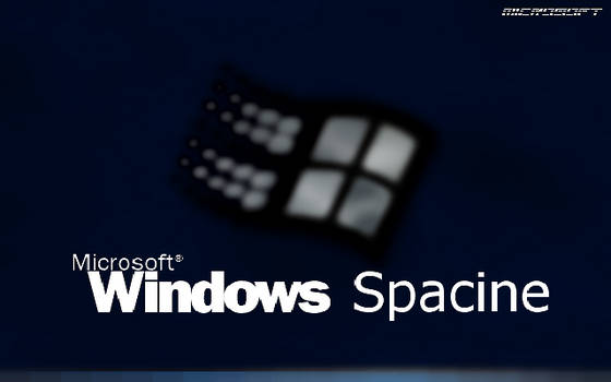 Windows Spacine - Realistic style. by PeterTrifonov1999A1