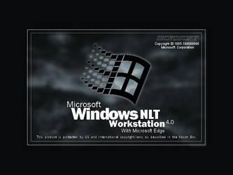 Windows NLT 4.0 by PeterTrifonov1999A1