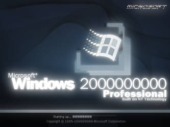 Windows 2000000000 - real style! by PeterTrifonov1999A1
