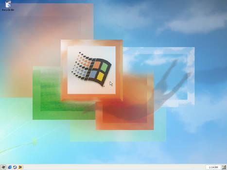 Windows 7 (1999) - Desktop