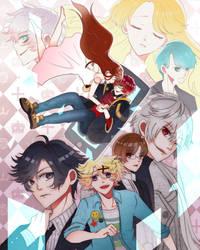 Mystic Messenger favourites by Yukina-Chi on DeviantArt