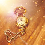 Pocket Watch by midvinterdraken