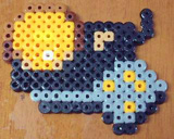 Perler Bead-Sprite 012 by danny-8bit