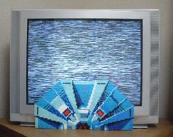 Perler Bead-Sprite 019 by danny-8bit