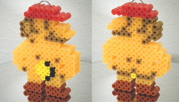 Stark Naked Mario by danny-8bit