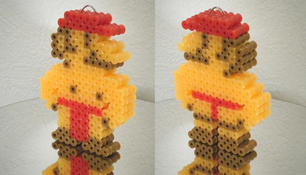 Red loincloth_Mario by danny-8bit