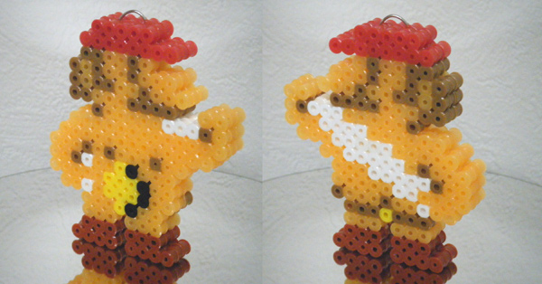 Sexy Spa Mario(3PLY) by danny-8bit