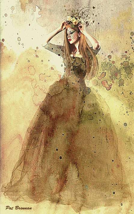 Watercolour Beauty by patriciabrennan