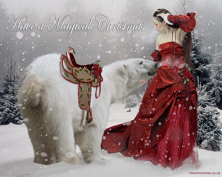 Holiday Magic by patriciabrennan