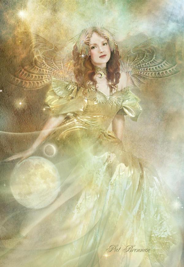 Gaia by patriciabrennan