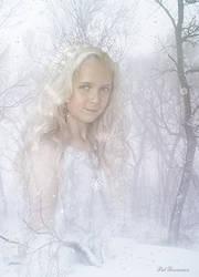 Snowy Eden by patriciabrennan