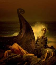 Sirens by patriciabrennan
