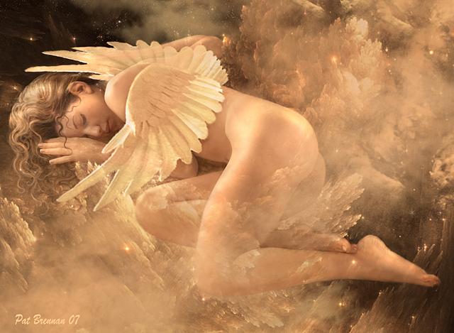 Golden slumbers by patriciabrennan