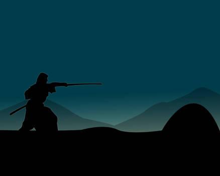 The Last Samurai- Left