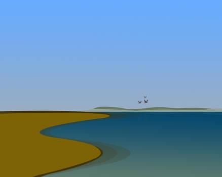 Shore Meets Sea- Day