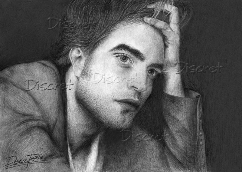 Pattinson by discret