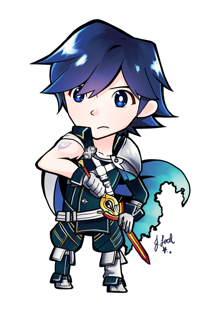 Chrom by BlueGenesis123