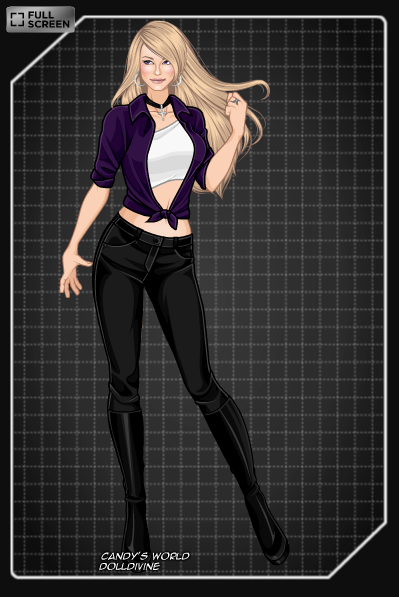 The Femme Fatale (Casual) by SugarLandBabyGirl
