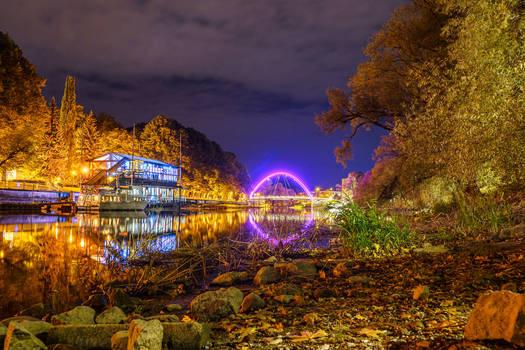 Artificial Night in Tartu