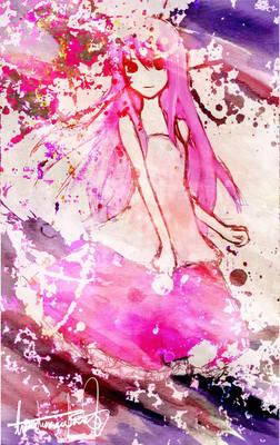 Vocaloid- Pink