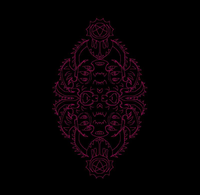 Mandala89 by DimXenon
