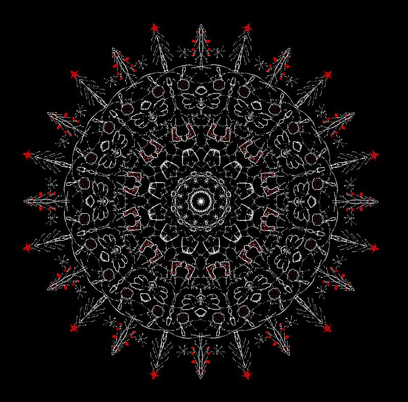 Mandala88 by DimXenon