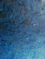 Blue textured paper 2 by ellemacstock