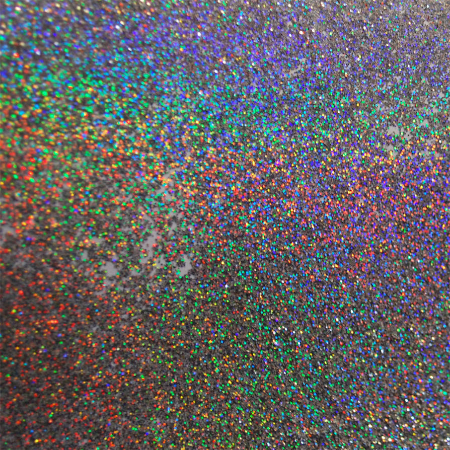 Rainbow glitter texture by ellemacstock