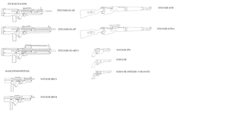 Tysk Weapons Designs v2