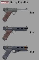Wertz A29 - A50