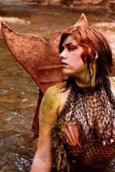 Red Mermaid 1