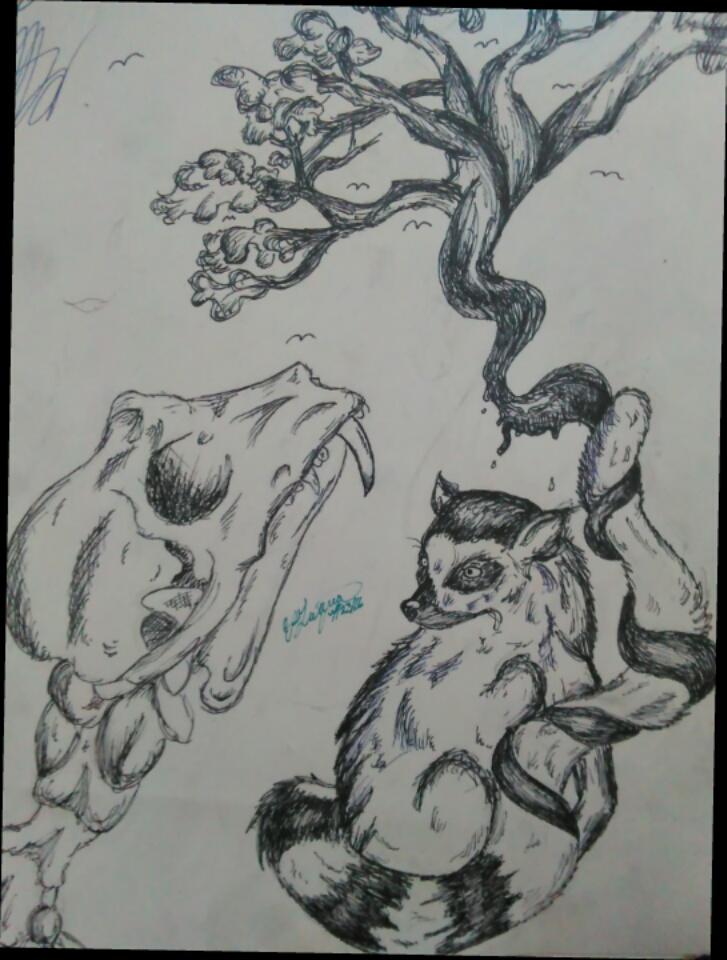 Boredom mixed w/ Inspiration by bubblegumlol