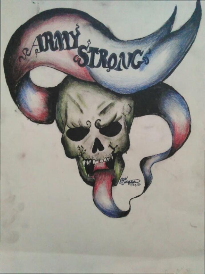 Tattoo design by bubblegumlol
