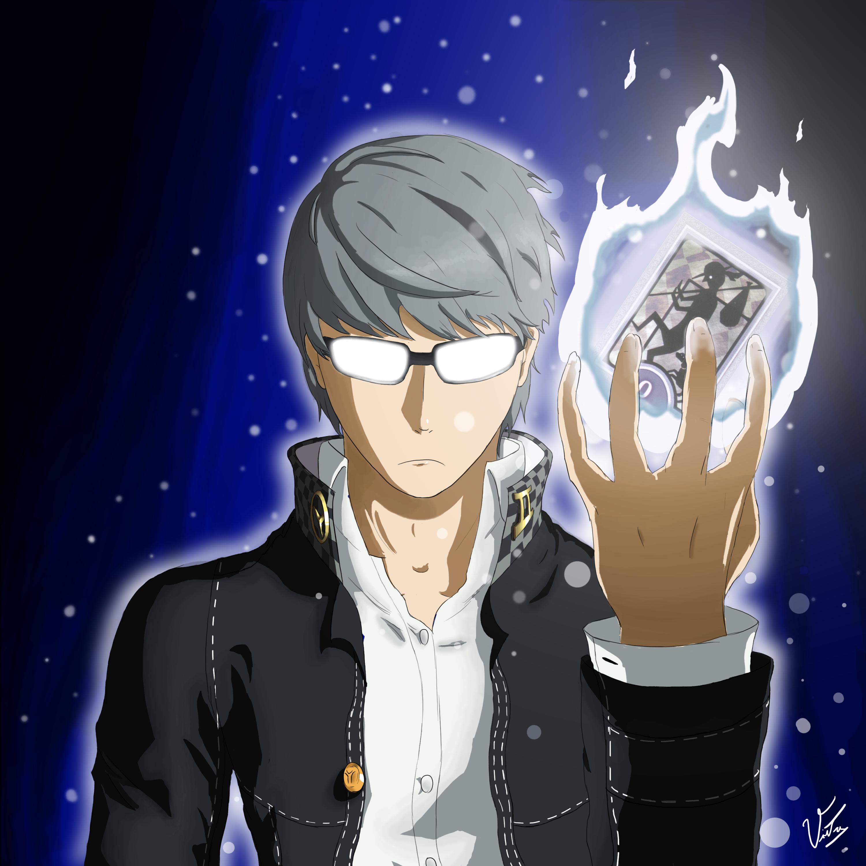 Persona 4 Yu Narukami Persona Yu narukami - persona 4 byYu Narukami