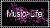 Music M.T. Life by teirrah1995