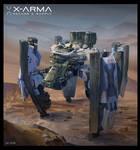 X-ARMA