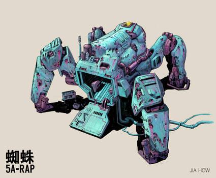 5A-RAP Mech