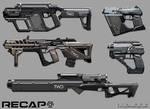 RECAP_Gun Explorations_1 by Jiahow