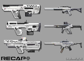RECAP_Gun Explorations_2 by Jiahow