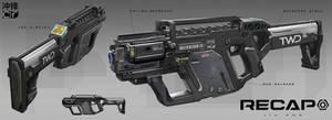 RECAP_Submachine gun 1