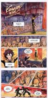 Concert of fire comics by Masha-Ko