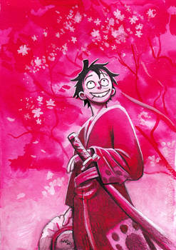 Sakura time One piece