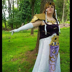 Princess Zelda Cosplay by OniYoi