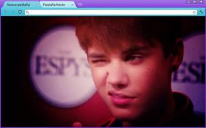 Justin Bieber Theme (Google Chrome) by RoohBieber