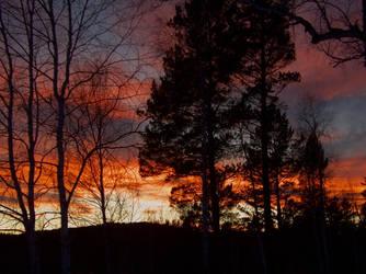 Dawn Fire by Hrymmskrymnir