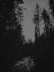 RAW black forest-cover by Hrymmskrymnir