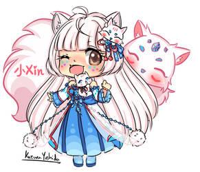 Xin avatar || Line Play